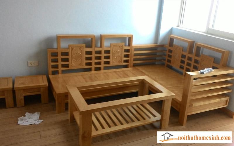 bàn ghế gỗ mã 005H