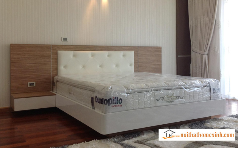 Giường ngủ mã 012