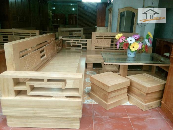 Bàn ghế gỗ mã 009H