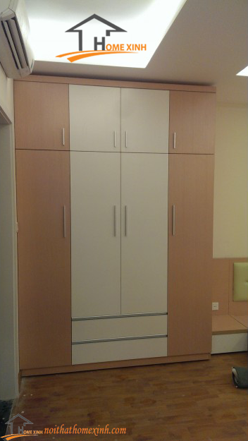 Tủ quần áo mã 015H