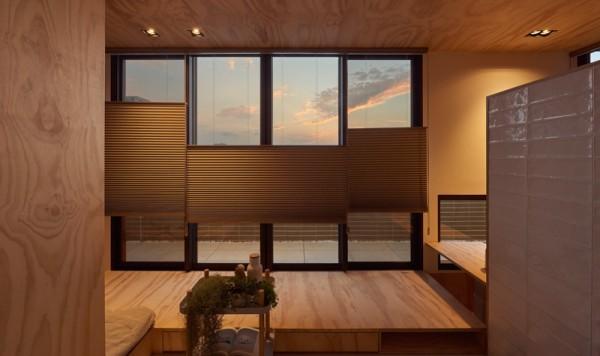 Thiết kế nội thất giá rẻ với nhà ở 35m2 với đồ gỗ tự nhiên 05