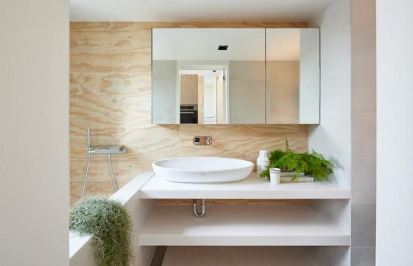 Thiết kế nội thất giá rẻ với nhà ở 35m2 với đồ gỗ tự nhiên 11