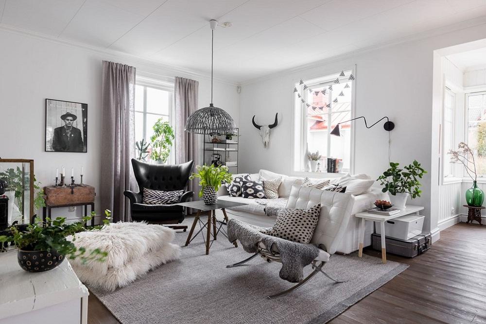 Tìm hiểu phong cách đồng quê trong thiết kế nội thất chung cư