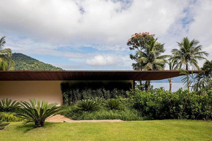 Biệt thự nghỉ dưỡng trên đảo tại Angra dos Reis, Brazil