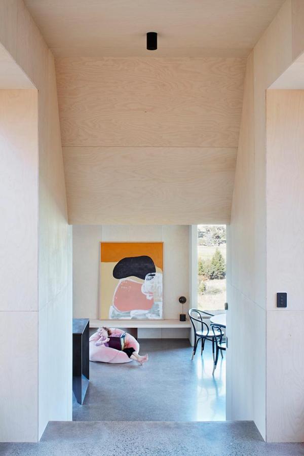 Thiết kế nhà ở hòa nhập với thiên nhiên tại Australia