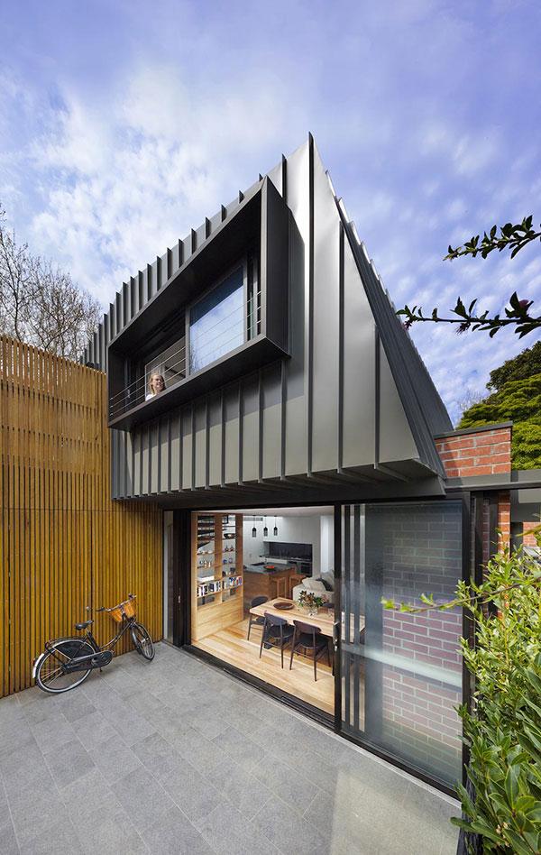 Phong cách đương đại trong thiết kế nội thất nhà phố tại Australia - ảnh 1