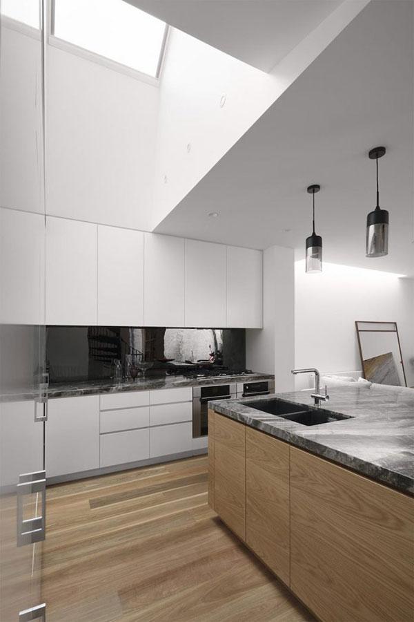 Phong cách đương đại trong thiết kế nội thất nhà phố tại Australia - ảnh 2