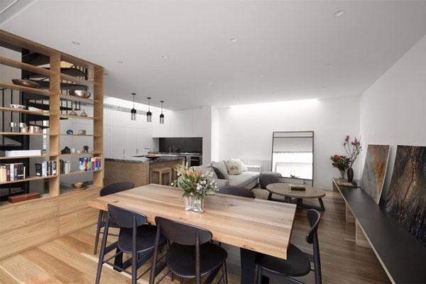 Phong cách đương đại trong thiết kế nội thất nhà phố tại Australia - ảnh 4