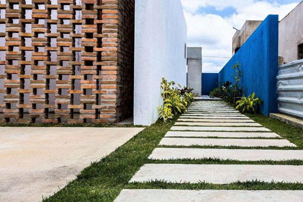 Thiết kế nhà phố 170m2 với kiến trúc mở độc đáo tại Brazil - ảnh 16