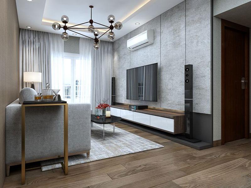 Thiết kế nội thất căn hộ chung cư Lexington - ảnh 3