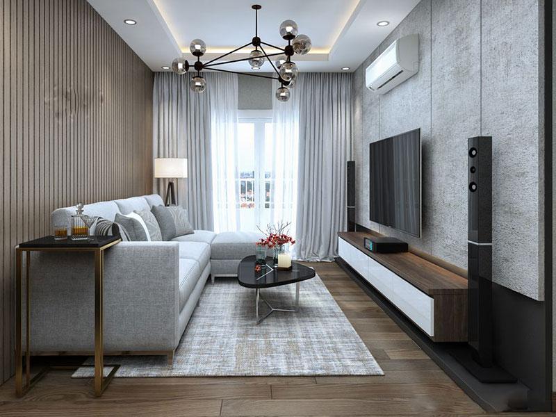 Thiết kế nội thất căn hộ chung cư Lexington - ảnh 4
