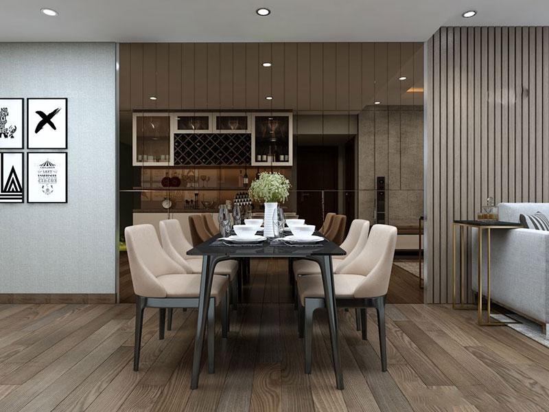Thiết kế nội thất căn hộ chung cư Lexington - ảnh 9