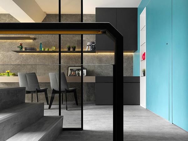 Thiết kế nội thất nhà phố sang trọng, hiện đại tại Đài Loan- ảnh 10