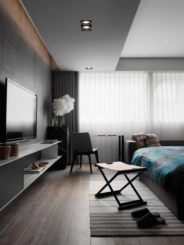 Thiết kế nội thất nhà phố sang trọng, hiện đại tại Đài Loan- ảnh 11