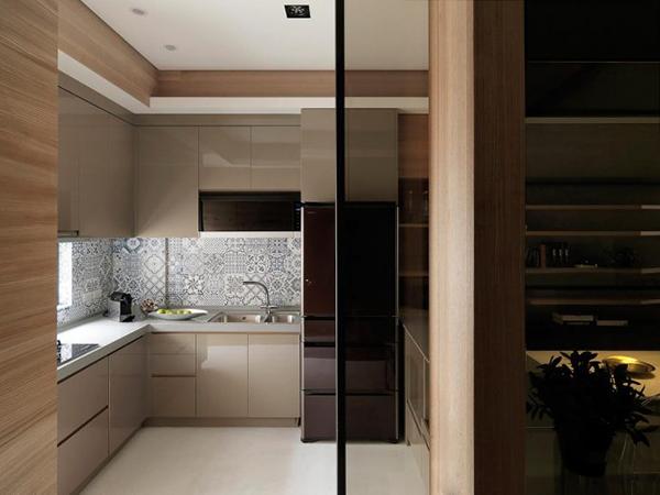 Thiết kế nội thất nhà phố sang trọng, hiện đại tại Đài Loan- ảnh 6