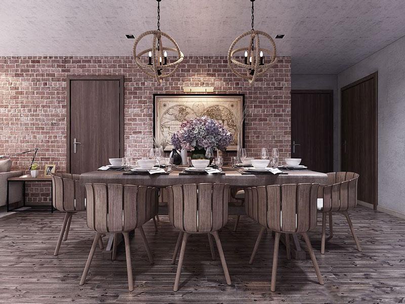 Nét độc đáo trong thiết kế nội thất chung cư 120m2 tại Vinhomes Central Park - ảnh 3