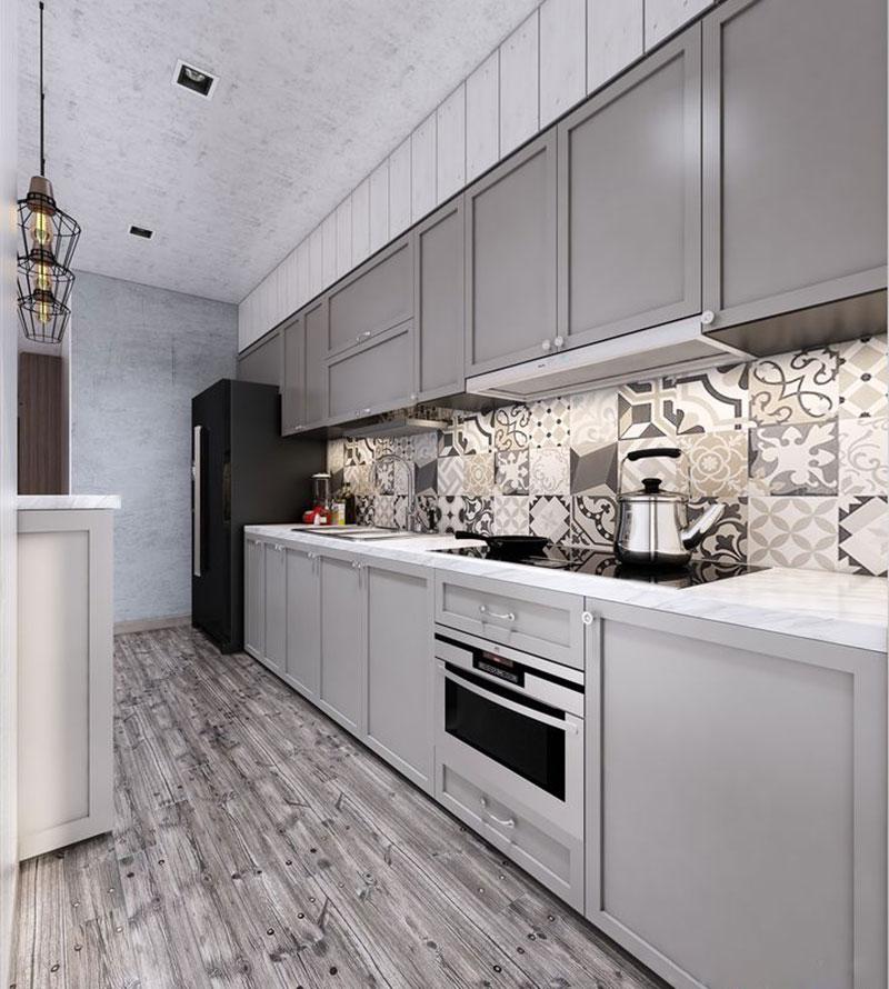 Nét độc đáo trong thiết kế nội thất chung cư 120m2 tại Vinhomes Central Park - ảnh 4