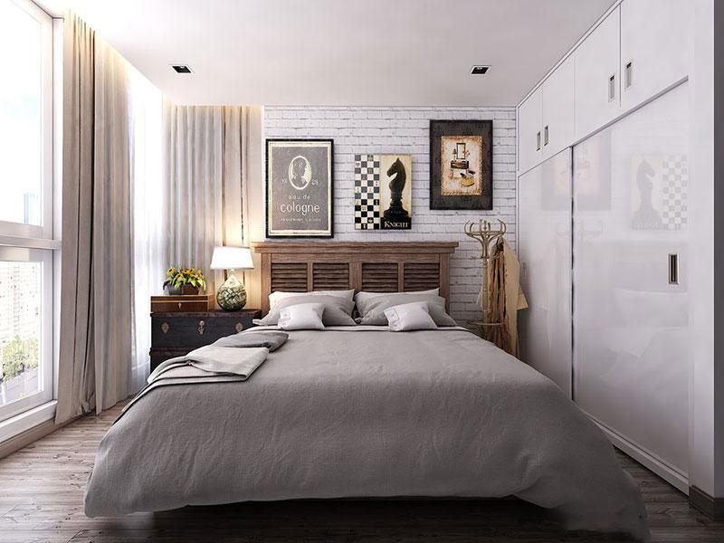 Nét độc đáo trong thiết kế nội thất chung cư 120m2 tại Vinhomes Central Park - ảnh 6