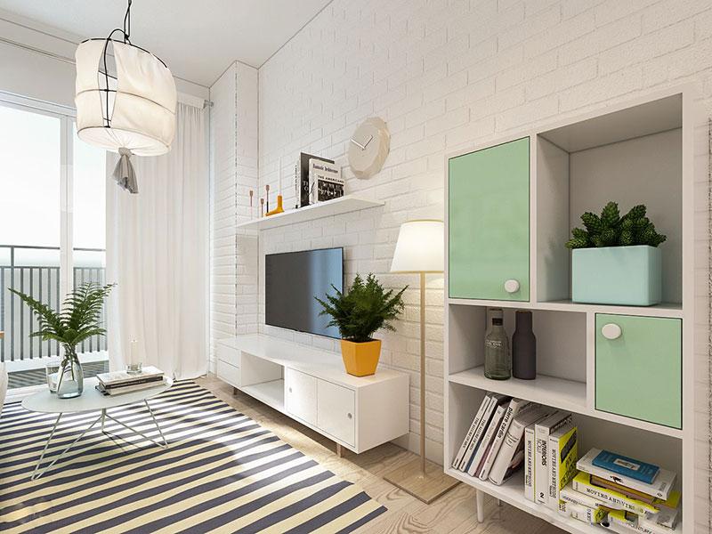 Phong cách Vintage trong thiết kế nội thất chung cư tại Hà Nội - ảnh 3