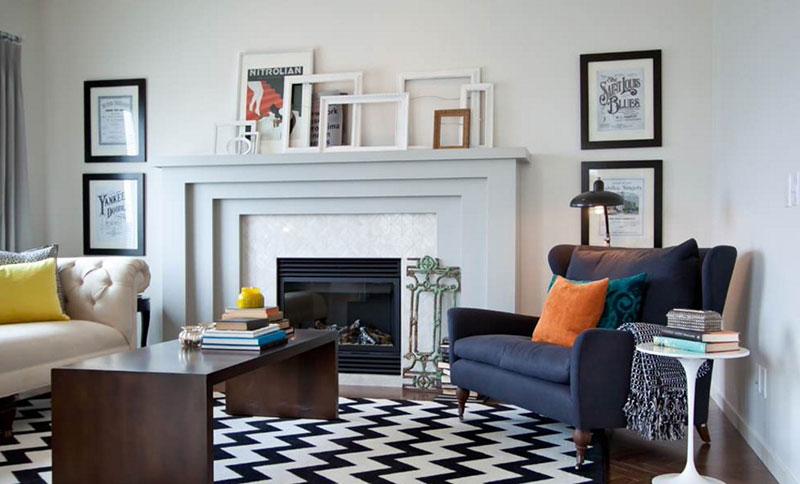 phong cách art deco trong thiết kế nội thất