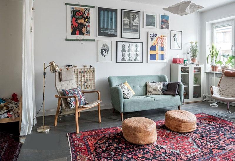 Phong cách vintage trong nội thất là gì?