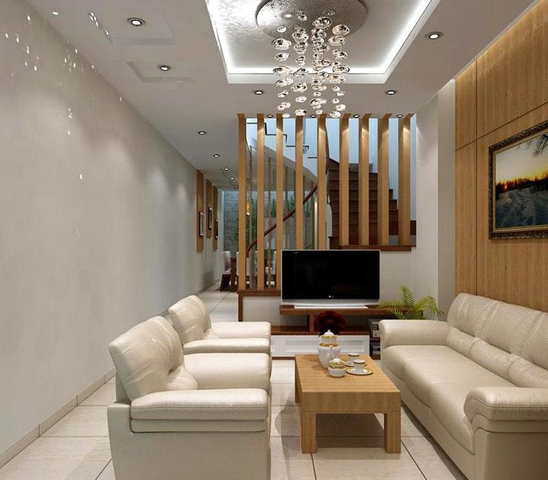 Thiết kế nội thất nhà phố diện tích nhỏ