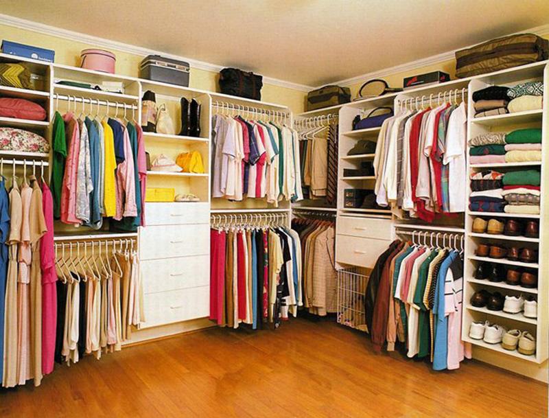 tủ quần áo thông minh
