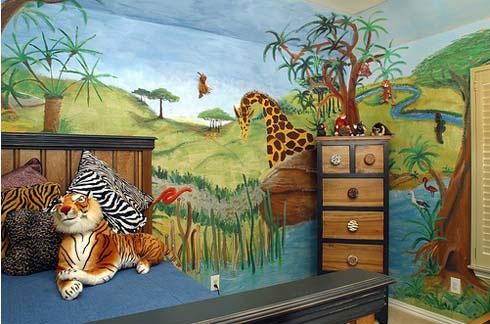 Những điều bạn nên cân nhắc khi thiết kế phòng ngủ trẻ em ấn tượng