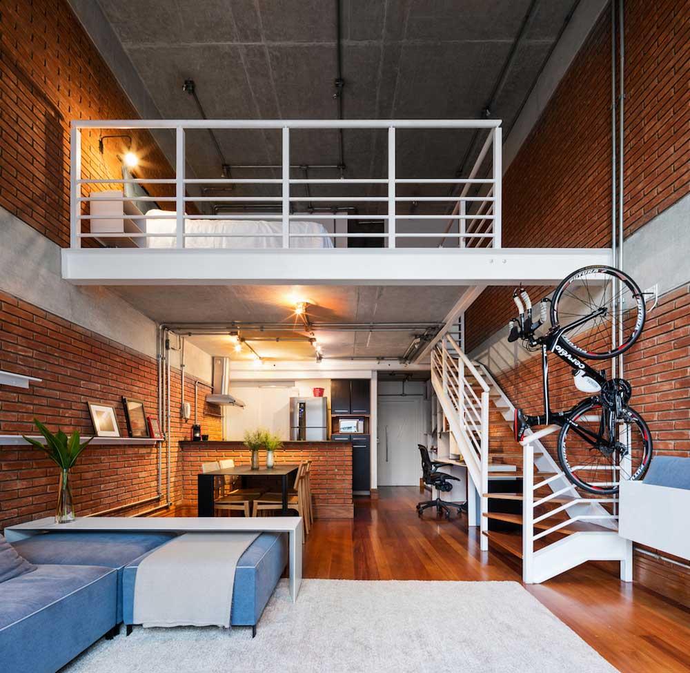 Trang trí căn hộ thuê với đồ nội thất tùy chỉnh - Thiết kế nội thất căn hộ nhỏ